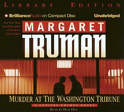 Download Murder at The Washington Tribune (Capital Crimes Series) pdf