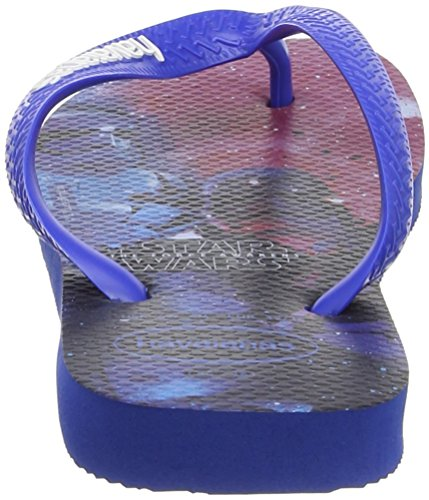 Star Multicolor Havaianas Adulto Unisex Estampadas Chanclas para Wars Star Blue x0nrq4w0z