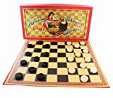 The Popular Game of Draughts or Checkers