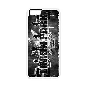 Unique Design -ZE-MIN PHONE CASE For Apple Iphone 6 Plus 5.5 inch screen Cases -Music Band Linkin Park Pattern 14