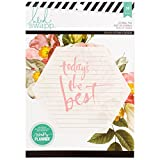 Heidi Swapp 312594 36 Sheets Large Memory Planner Journal Paper Pad