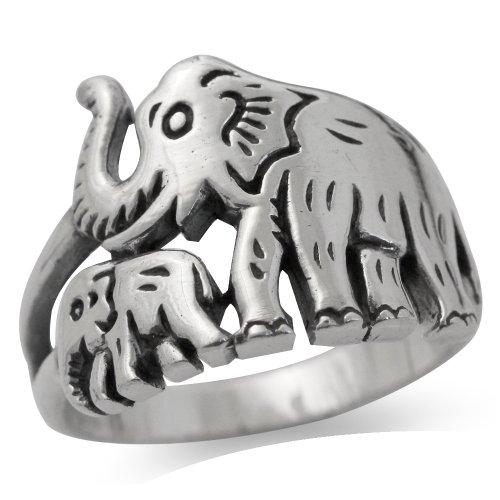 Baby Elephant Ring - 8