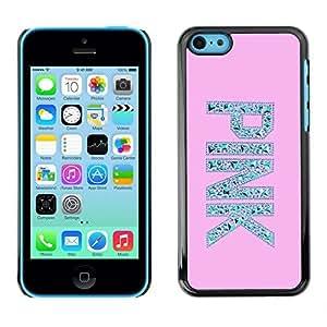 Ziland / Slim Design Case Cover Shel / Text Silver Diamond Gem Bling / Apple iphone 6 plus