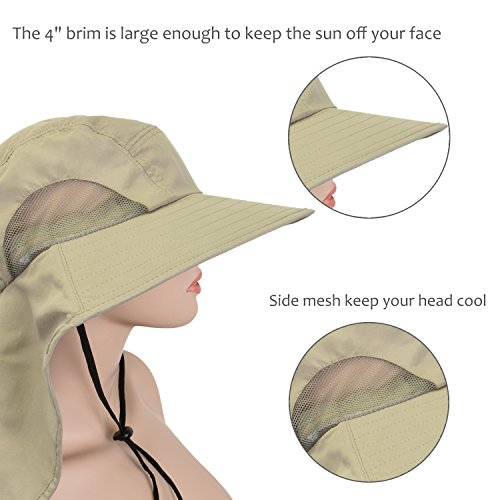 Buy mens fishing hats sun protection