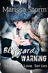 Blizzard Warning (Storm of Love Series Book 2)