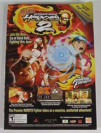 Amazon.com: July 2008 Issue # 67 Naruto Ultimate Ninja ...