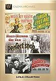 Irish Eyes Are Smiling 1944; The Perfect Snob 1941; Ladies Of Washington 1944