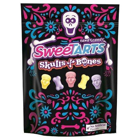 Sweetarts Halloween Skulls and Bones (Sweet Tarts Halloween Candy)