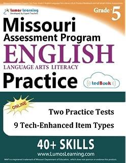 Missouri essment Program Test Prep: 5th Grade Math Practice ... on