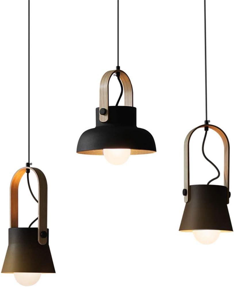 Iluminación Colgante Pared Lámpara Restaurante Nórdico, Lámparas De Bar, Tienda De Ropa Moderna, Café, Dormitorio, Lámpara De Noche, Blanco B B White