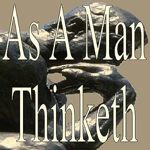 As a Man Thinketh Audiobook