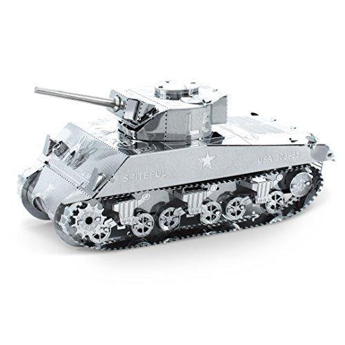 Fascinations Metal Earth Sherman Model product image