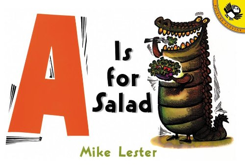 A Is For Salad (Turtleback School & Library Binding Edition) pdf epub