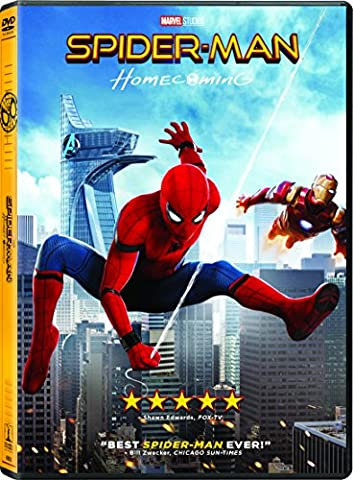 Spider-Man: Homecoming (DVDs & Videos)