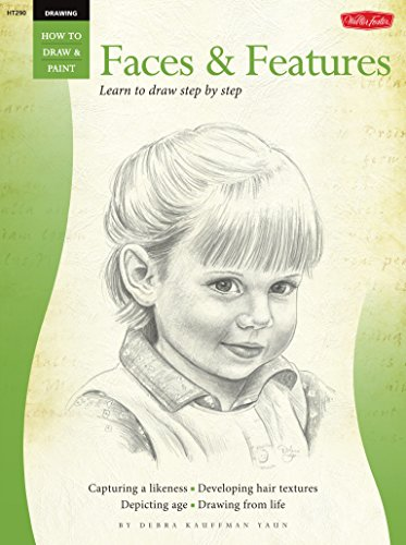 Pdf History Drawing: Faces & Features: Learn to draw step by step (How to Draw & Paint)
