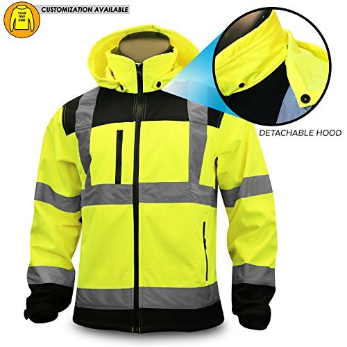 KwikSafety Jackets Visibility Compliant Approved