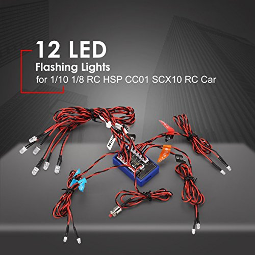 Ultra Bright Led Flashing Light System