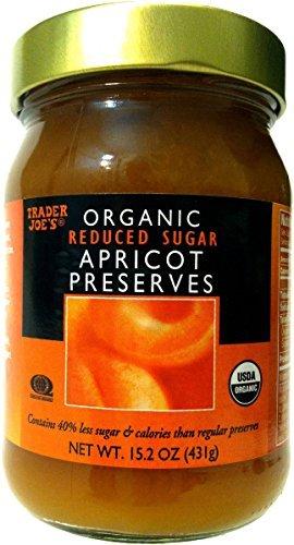Trader Joes Organic Apricot Preserves