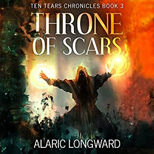 Throne of Scars: Stories of the Nine Worlds Audiobook