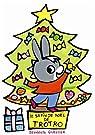 Le sapin de Noël de Trotro par Guettier