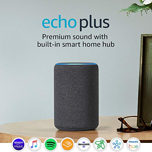 Echo Plus (2nd Gen) - Premium...