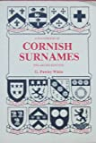A Handbook of Cornish Surnames, White, G. Pawley, 095064319X