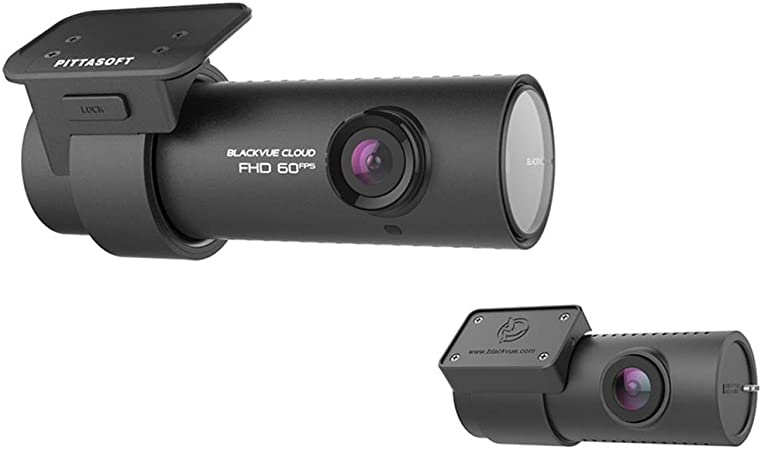 Blackvue Dr750s 2ch 32gb Dr750s 2ch Full Dual Full Hd 60fps Cloud Dashcam 32gb Schwarz 32 Gb Navigation