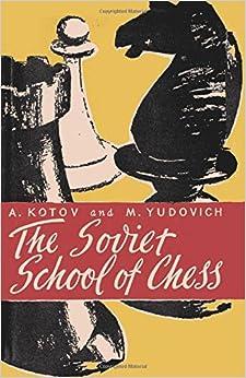 Book The Soviet School of Chess