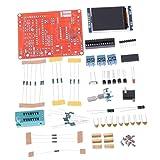 Jili Online Transistor Tester LCR Frequency Meter PWM Signal Generator LCR ESR Meter DIY LCD, DC 6.8-12V, 160128 LCD