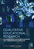 Qualitative Educational Research, , 0415957966