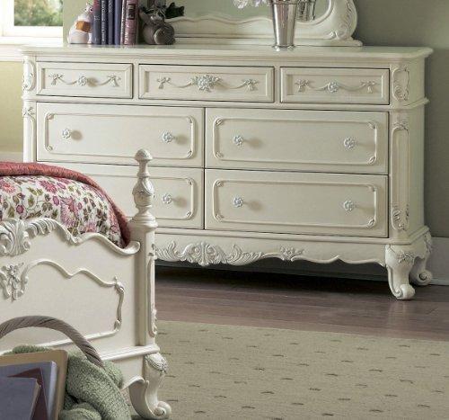 Double Antique Dressers - 5