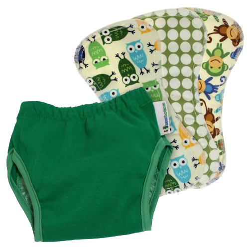 Best Bottom Potty Training Kit, Pistachio, Medium