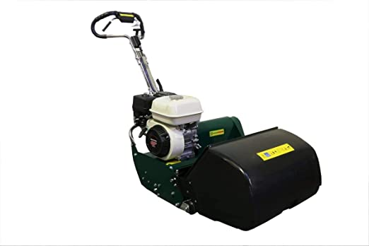 LAWNMASTER - Cortacésped Elicoidal 500 H Golf Motor Honda GP160 10 ...