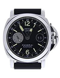 Panerai Luminor GMT automatic-self-wind mens Watch PAM00088 (Certified Pre-owned)
