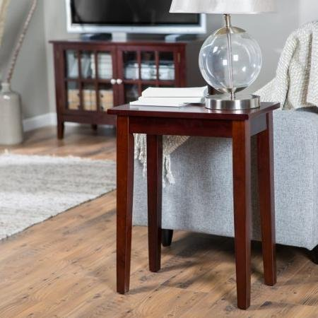 Turner Chair Side Table Espresso