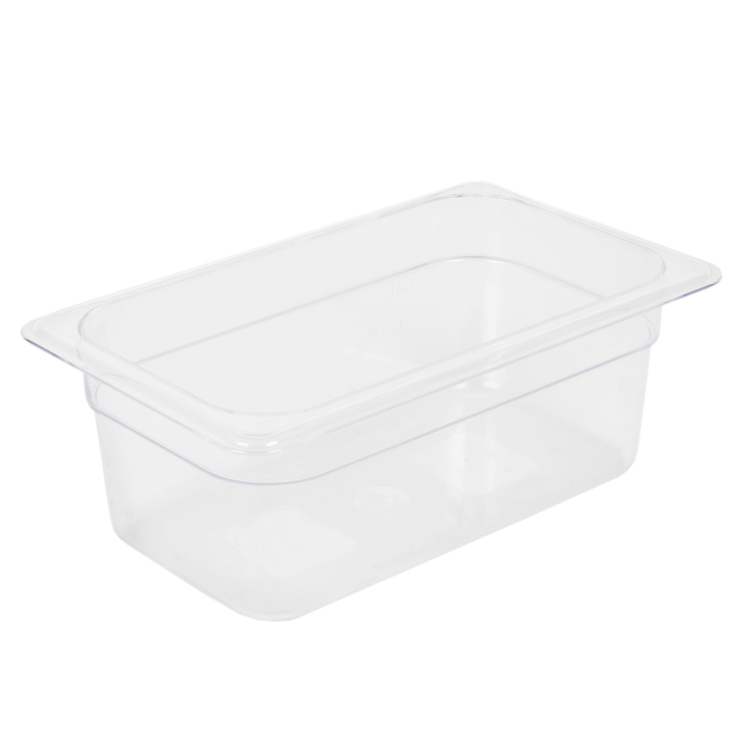 Excellante 849851007185 Deep Polycarbonate Food Pan, 4