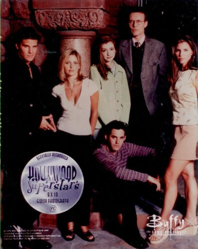 Buffy The Vampire Slayer Cast 8