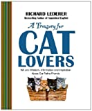 A Treasury for Cat Lovers, Richard Lederer, 1476738165