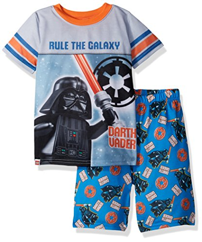 LEGO Star Wars Little Boy's Choose Your Side' 2-pc Pajama Set, Blue, 10/12 (Lego Star Wars Choose Your Side)