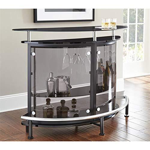 Steve Silver Company Ariana Bar Table (Liquor Table Furniture)