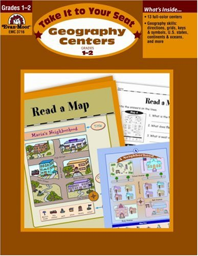 Geography Centers, Grades 1-2 -
