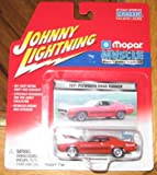 Johnny Lightning Mopar Muscle 1971 Plymouth Road Runner ORANGE