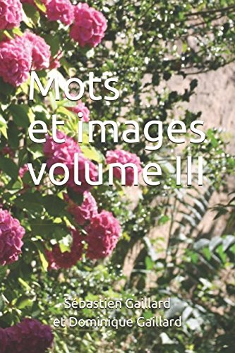 Mots et images volume III (French Edition) PDF