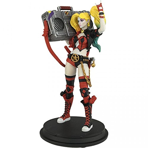 SDCC 2017 Exclusive DC Comics Harley Quinn Rebirth (with Boombox) Statue