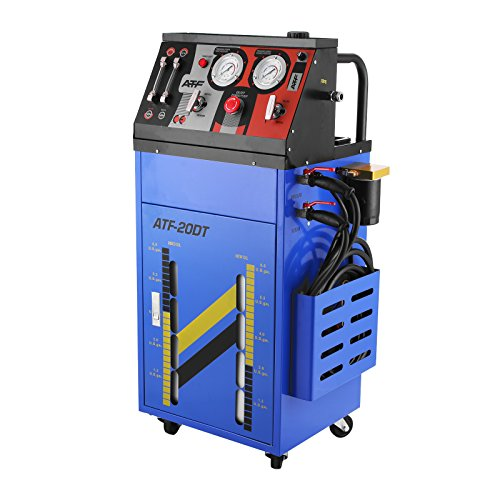 BestEquip DC12V Transmission Fluid Exchanger 0-60PSI Fluid Flush Machine Flow Direction Automatically Controlled Transmission Flush Machine (Fluid Flush Machine)