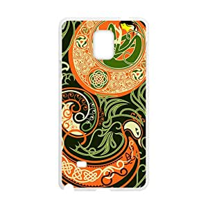 Attractive Classic Totem Pattern Hot Seller High Quality Case Cove For Samsung Galaxy Note4