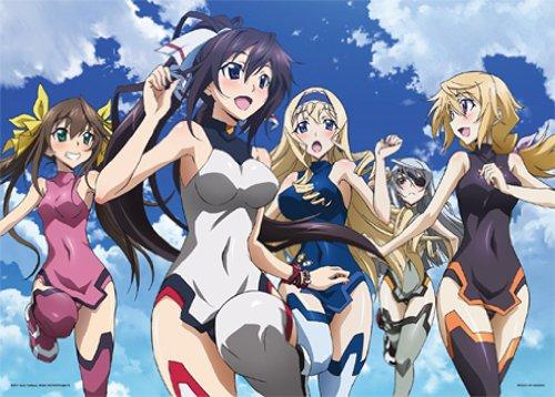 más orden Girls 05-959 Kakeru Infinite Stratos 500 piece (japan (japan (japan import)  muchas sorpresas