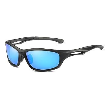 QZHE Gafas de sol Gafas De Sol De Piloto Hombres Gafas De ...