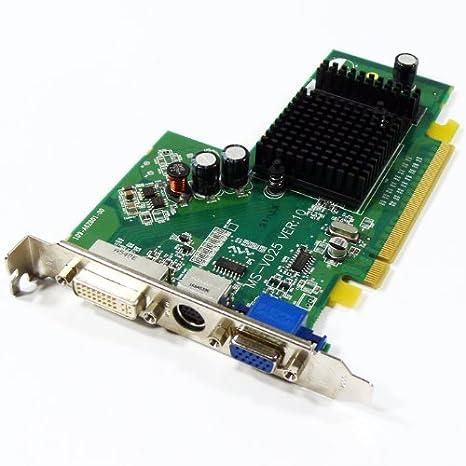 ATI Radeon X300 SE 128 MB TV-out DVI VGA PCI-E Tarjeta de ...