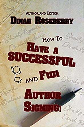 How to Have a Successful and Fun Author Signing!